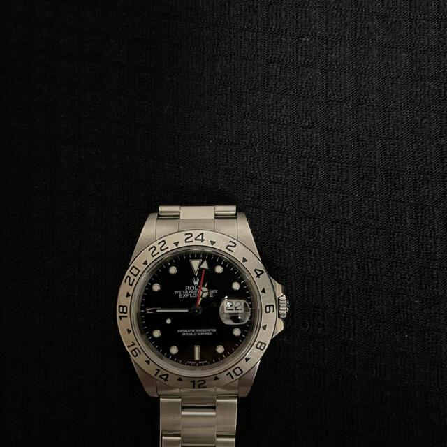 ROLEX(ロレックス)のROLEXエクスプローラー2 16570 メンズの時計(腕時計(アナログ))の商品写真