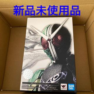 バンダイ(BANDAI)のBANDAI 真骨彫製法 仮面ライダーW ダブル サイクロンジョーカー 当選(特撮)