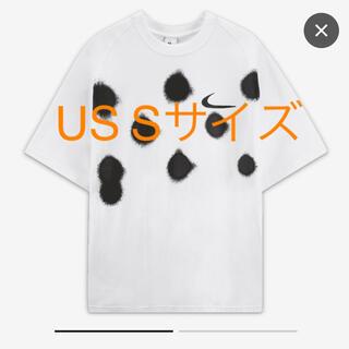 NIKE - NIKE OFF-WHITE Tシャツ US Sサイズ