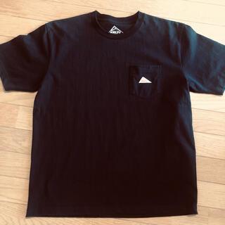 ケルティ(KELTY)のKELTY 半袖ポケットTシャツ/Mサイズ/ブラック(Tシャツ/カットソー(半袖/袖なし))