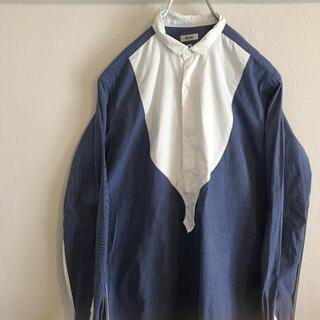 サイ(Scye)のScye デザインシャツ 日本製(シャツ/ブラウス(長袖/七分))