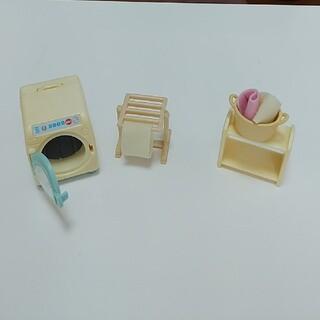 エポック(EPOCH)のシルバニアファミリー 洗濯セット(ぬいぐるみ/人形)