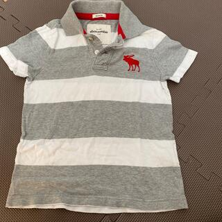 アバクロンビーアンドフィッチ(Abercrombie&Fitch)のアバクロンビーAbercrombie ポロシャツ130(Tシャツ/カットソー)
