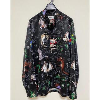 COMME des GARCONS - 新品 定価5.9万 KIDILL キディル 極楽カンフーシャツ 44
