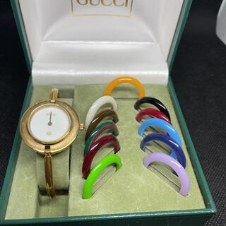 Gucci - グッチ GUCCI チェンジベゼル レディース時計11色