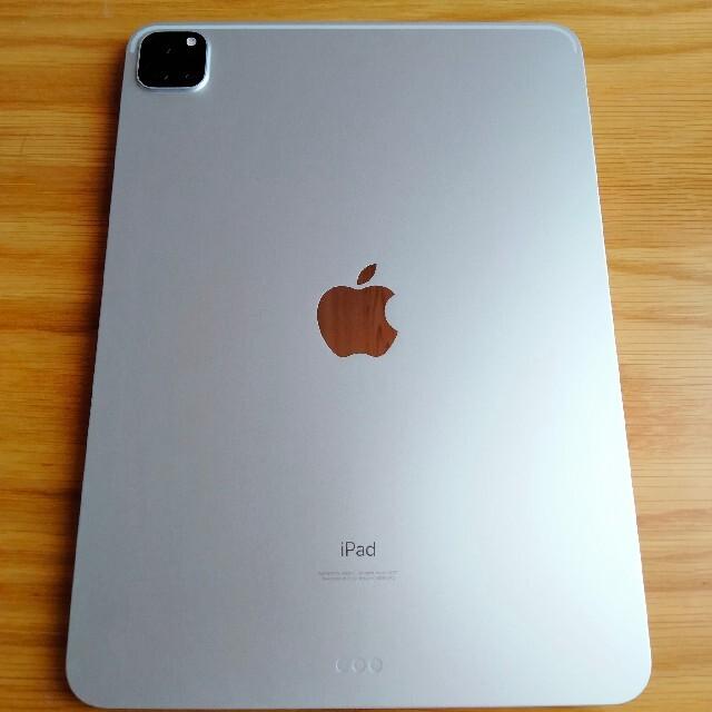 Apple(アップル)のiPad pro 11 第3世代 2021年  256GB シルバー M1 スマホ/家電/カメラのPC/タブレット(タブレット)の商品写真