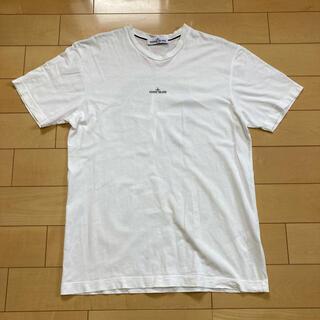 ストーンアイランド(STONE ISLAND)のstone island tシャツ (Tシャツ/カットソー(半袖/袖なし))