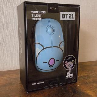 【未開封】BTS 公式グッズ BT21 ワイヤレスマウス(アイドルグッズ)
