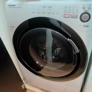 SHARP - ドラム式洗濯機