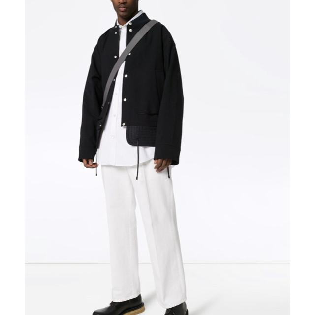 Jil Sander(ジルサンダー)のjil sander 20ss ボンバージャケット メンズのジャケット/アウター(ブルゾン)の商品写真
