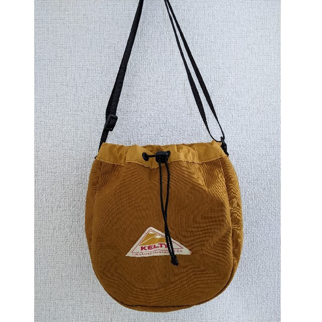 KELTY(ケルティ)のKELTY ケルティ 巾着 ショルダーバッグ レディースのバッグ(ショルダーバッグ)の商品写真