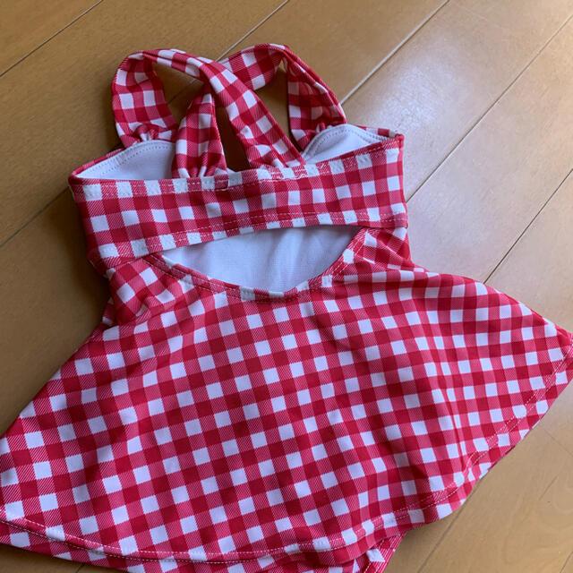 petit main(プティマイン)の幼児 水着 キッズ/ベビー/マタニティのベビー服(~85cm)(水着)の商品写真