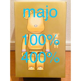 メディコムトイ(MEDICOM TOY)のBE@RBRICK mastermind 100% 400% 1000%(その他)