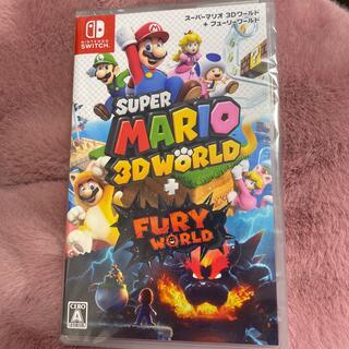 ニンテンドースイッチ(Nintendo Switch)のスーパーマリオ 3Dワールド + フューリーワールド Switch(家庭用ゲームソフト)