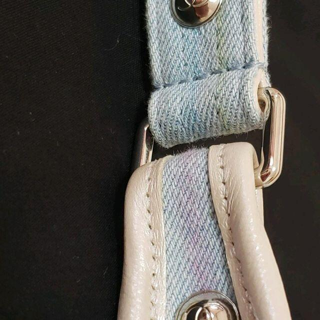 CHANEL(シャネル)の*CHANEL*468,720円 2WAYバッグ クロスボディバッグ デニム レディースのバッグ(ショルダーバッグ)の商品写真