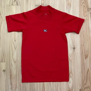 MIZUNO - ミズノ 野球アンダーシャツ 130cm 赤