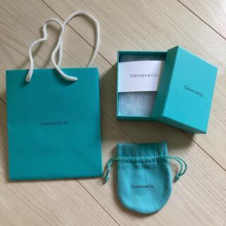 ティファニー(Tiffany & Co.)のティファニー ジュエリーボックス(ショップ袋)