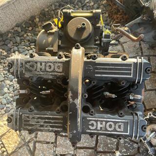 カワサキ - 値下げ z550gp エンジン 旧車