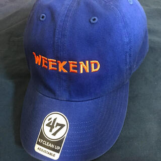 コモリ(COMOLI)の47 ニート NEAT  WEEKEND CAP キャップ(キャップ)