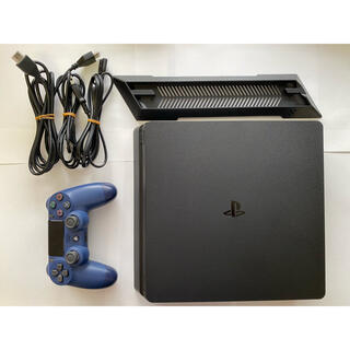 PlayStation4 - ps4 本体 2100A スタンド付き