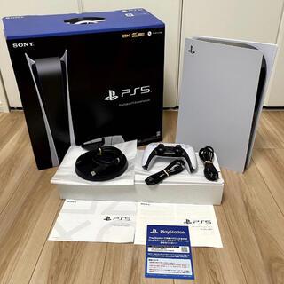 プレイステーション(PlayStation)のPS5 デジタルエディション おまけ付き(家庭用ゲーム機本体)