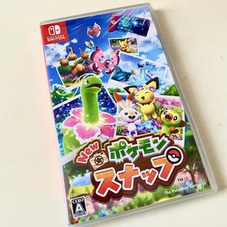 ニンテンドースイッチ(Nintendo Switch)の【Switch】 New ポケモンスナップ ソフト(家庭用ゲームソフト)
