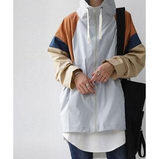 antiqua - antiqua 配色コットントラックジャケット ユニセックス