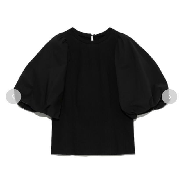 FRAY I.D(フレイアイディー)のバルーンスリーブカットトップス レディースのトップス(カットソー(半袖/袖なし))の商品写真