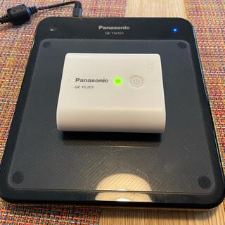 パナソニック(Panasonic)のQi対応充電器 QE-TM101、充電池QE-PL201☆送料込(バッテリー/充電器)