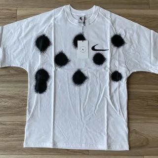 オフホワイト(OFF-WHITE)のナイキ オフホワイト(Tシャツ/カットソー(半袖/袖なし))