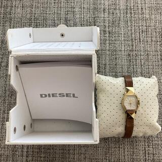 ディーゼル(DIESEL)のDIESEL ディーゼル 腕時計 レディース(腕時計)