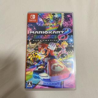 ニンテンドースイッチ(Nintendo Switch)のマリオカートデラックス8(家庭用ゲームソフト)
