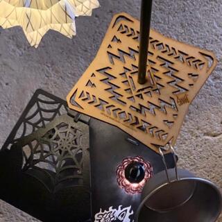 【新品】soulabo エッジスタンドに挟める鍋敷き