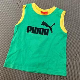 プーマ(PUMA)のpuma 100 タンクトップ 美品(Tシャツ/カットソー)