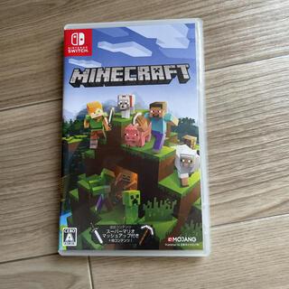 ニンテンドースイッチ(Nintendo Switch)の美品 Minecraft Nintendo Switch マインクラフト(家庭用ゲームソフト)