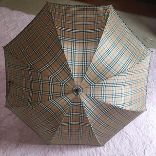 バーバリー(BURBERRY)のバーバリー傘⛱(傘)