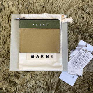 Marni - MARNI マルニ カードケース カードホルダー