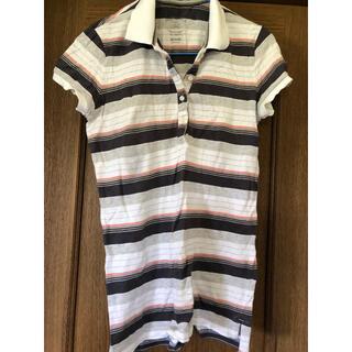 ユニクロ(UNIQLO)の半袖ポロシャツ(ポロシャツ)