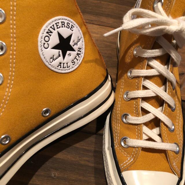 CONVERSE(コンバース)のconverse ct70 サンフラワー レディースの靴/シューズ(スニーカー)の商品写真