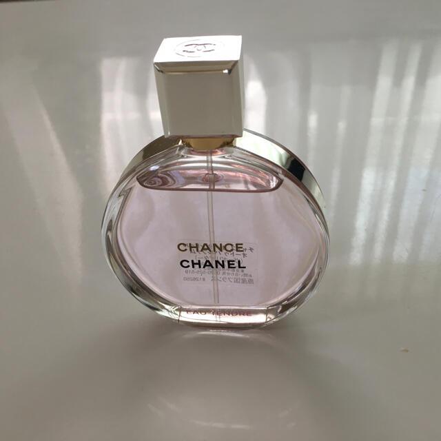 CHANEL(シャネル)のCHANEL チャンス オータンドゥルオードゥ パルファム 香水 コスメ/美容の香水(香水(女性用))の商品写真