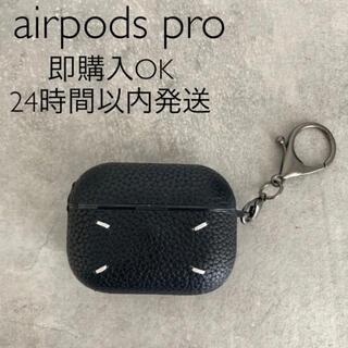 アイフォーン(iPhone)のairpods pro ケース レザー(ヘッドフォン/イヤフォン)