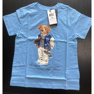 Ralph Lauren - ラルフローレン ボーイズ ポロベアーTシャツ 4T 新品タグ付き