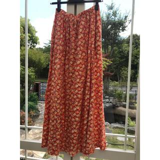 ローラアシュレイ(LAURA ASHLEY)のロングスカート 新品♪(ロングスカート)
