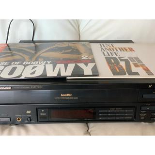 パイオニア(Pioneer)のレーザーディスクプレーヤー PIONEER CLD-100 ➕ディスク2枚セット(その他)