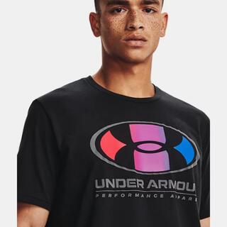 UNDER ARMOUR - アンダーアーマー Tシャツ UAマルチ カラー ロッカータグ ショートスリーブ