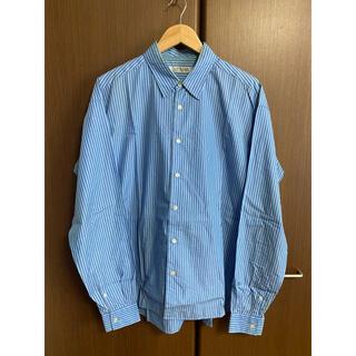 JOHN LAWRENCE SULLIVAN - littlebig 18ss ストライプシャツ