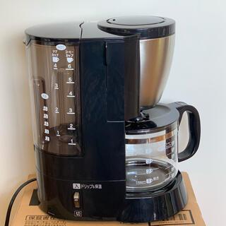 象印 - 象印 コーヒーメーカー ステンレスブラック EC-AJ60E5-XT