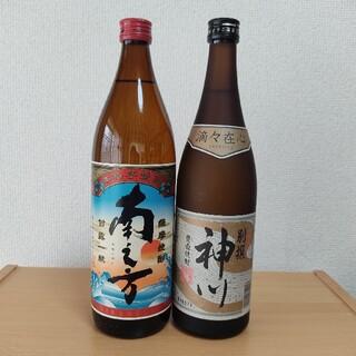 焼酎 南之方 別撰神川 25度(焼酎)