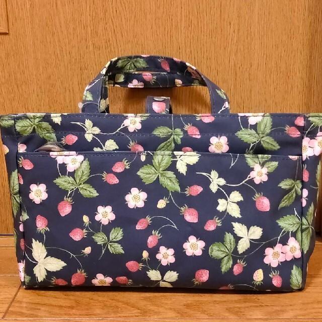 WEDGWOOD(ウェッジウッド)の【新品・未使用】WEDGWOOD ウェッジウッド トートバッグ バッグインバッグ レディースのバッグ(トートバッグ)の商品写真