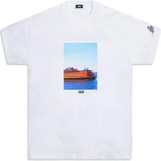 シュプリーム(Supreme)のKITH 5 Borough Staten Island Tee - White(Tシャツ/カットソー(半袖/袖なし))
